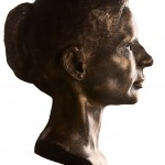 HEAD5 – Bronze, from 100 Beings 100 Heads - Tilmann Krumrey, 2009