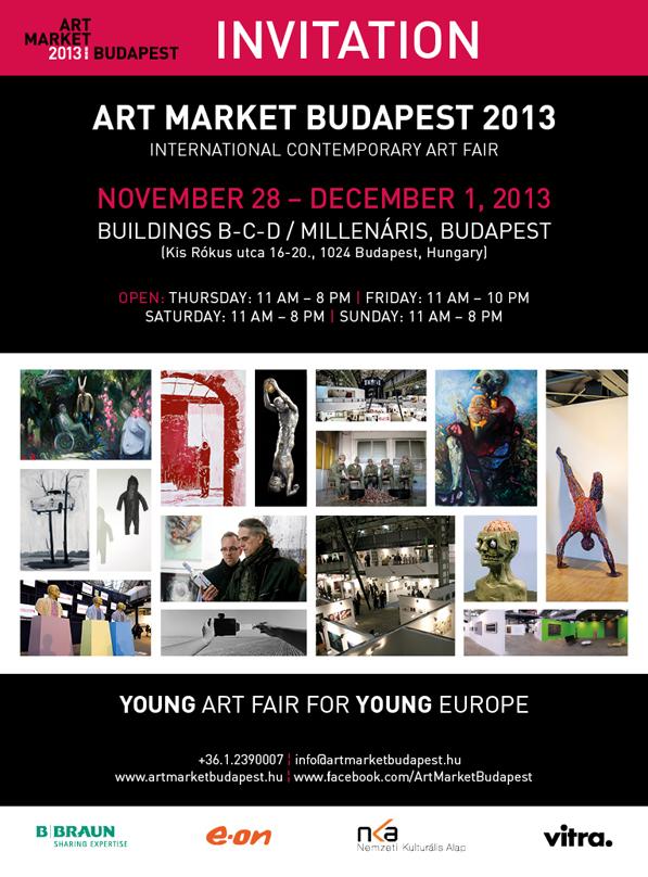 GO TO ART MARKET BUDAPEST