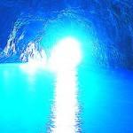 Blaue Grotte Insel Capri - Blue Cave Capri Island